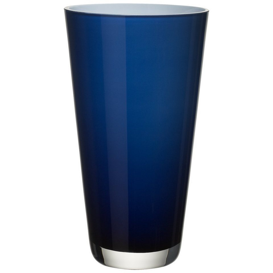 VILLEROY & BOCH Vase midnight sky 250mm »Verso« in Dekoriert