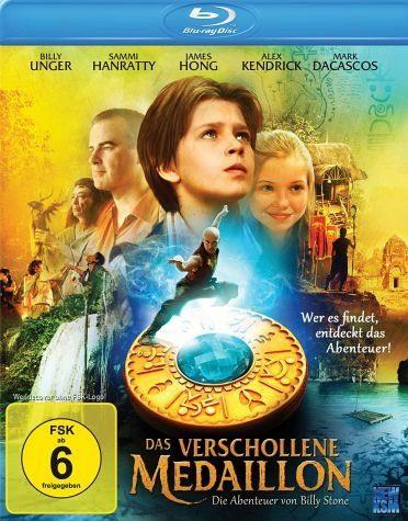 Blu-ray »Das verschollene Medaillon - Die Abenteuer von...«