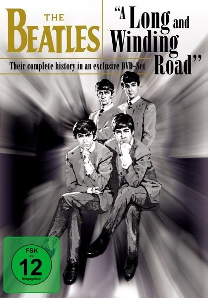 DVD »The Beatles - A Long and Winding Road (4 Discs)«