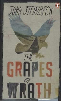 Broschiertes Buch »The Grapes of Wrath«