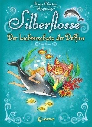 Gebundenes Buch »Der Lichterschatz der Delfine / Silberflosse Bd.1«