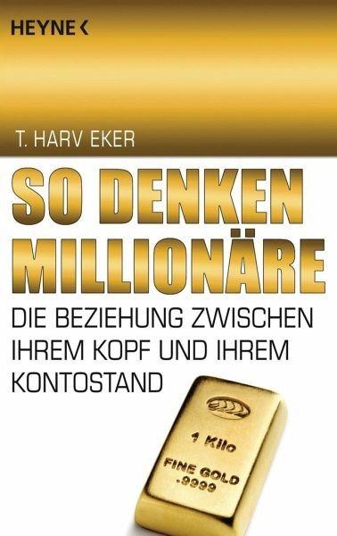 Broschiertes Buch »So denken Millionäre«