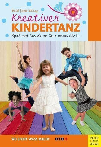 Broschiertes Buch »Kreativer Kindertanz«