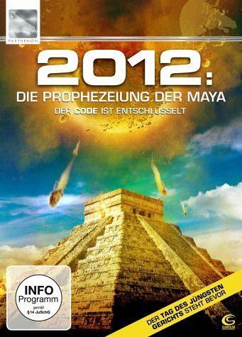 DVD »2012 - Die Prophezeiung der Maya«