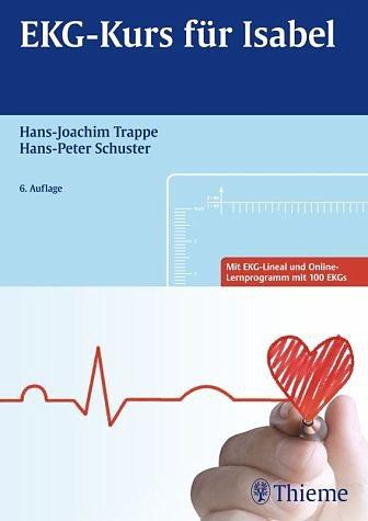 Broschiertes Buch »EKG-Kurs für Isabel«