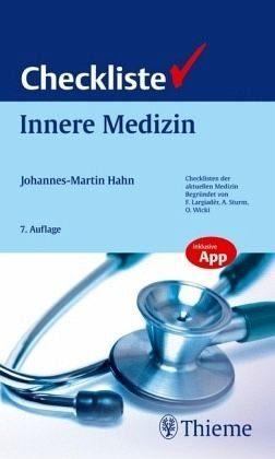 Gebundenes Buch »Checkliste Innere Medizin«