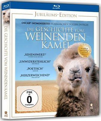 Blu-ray »Die Geschichte vom weinenden Kamel...«