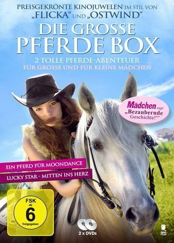 DVD »Die große Pferde Box (2 Discs)«