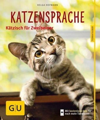 Broschiertes Buch »Katzensprache«