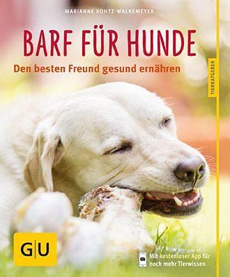 Broschiertes Buch »BARF für Hunde«
