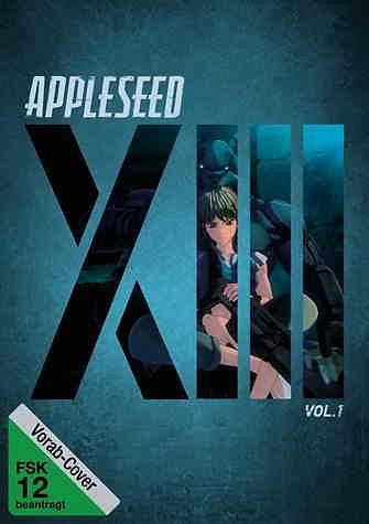DVD »Appleseed XIII, Vol. 1«