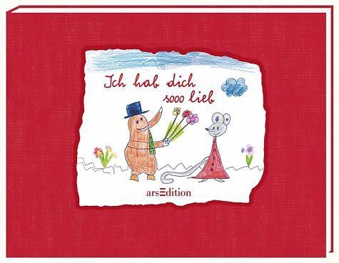 Gebundenes Buch »Ich hab dich sooo lieb«