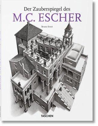 Gebundenes Buch »Zauberspiegel des M.C. Escher«