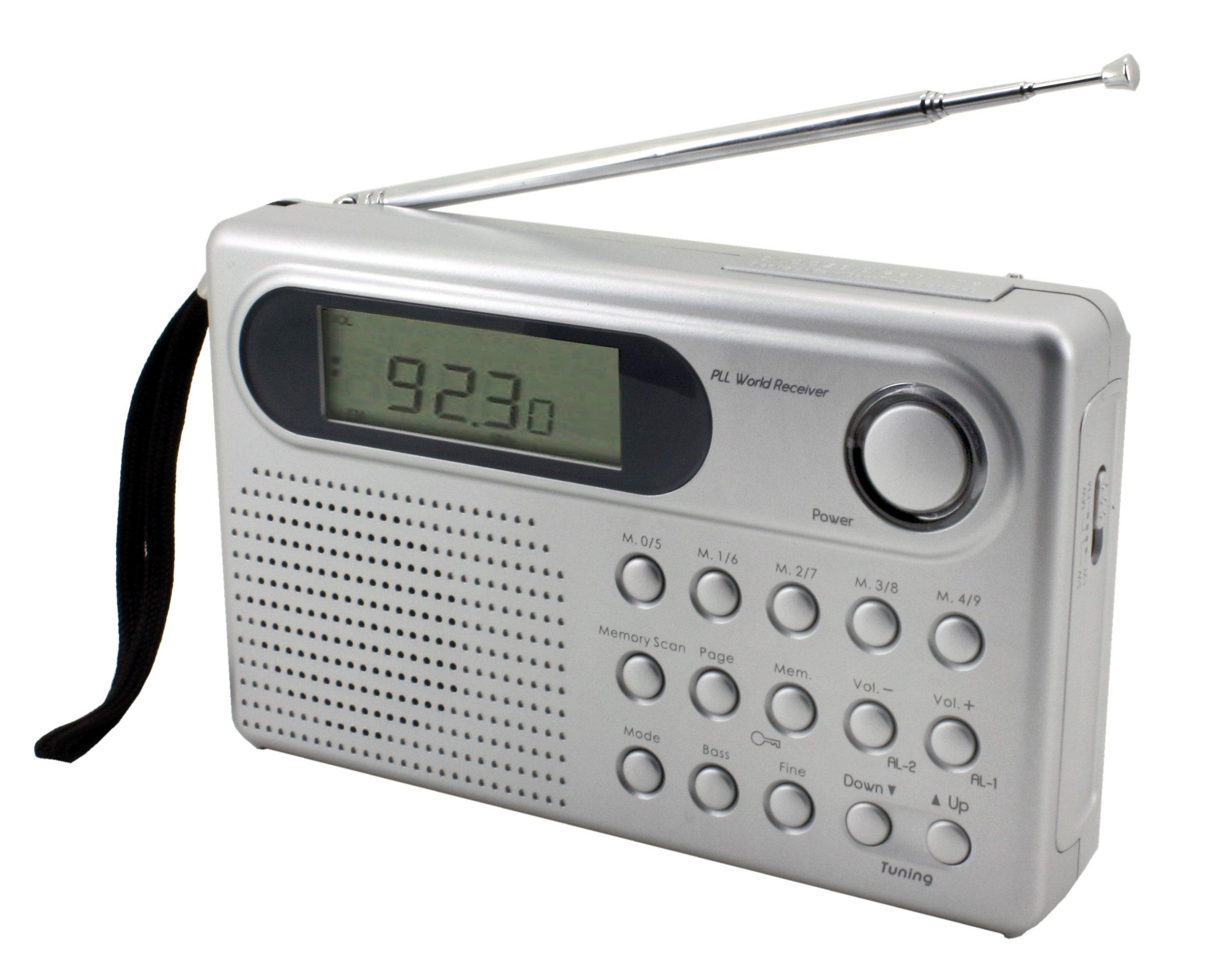 soundmaster Weltempfänger »WE320«