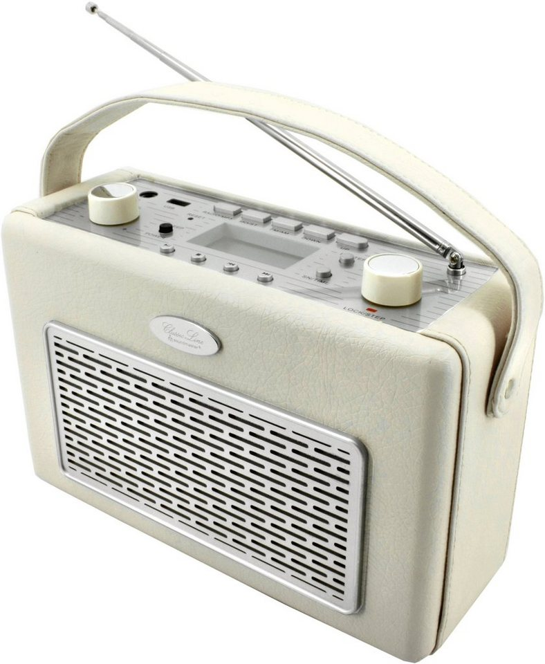 soundmaster Transistorenradio »TR50BE« in Beige