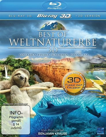 Blu-ray »Best of Weltnaturerbe (Blu-ray 3D)«