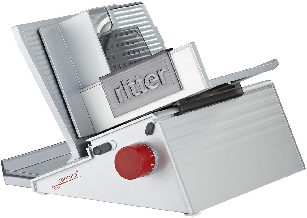 Ritter Allesschneider »contura³«, made in Germany, 65 Watt Eco-Energiesparmotor