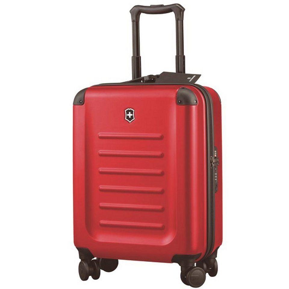 Victorinox Spectra 2.0 4-Rollen Kabinen Trolley 55 cm in red