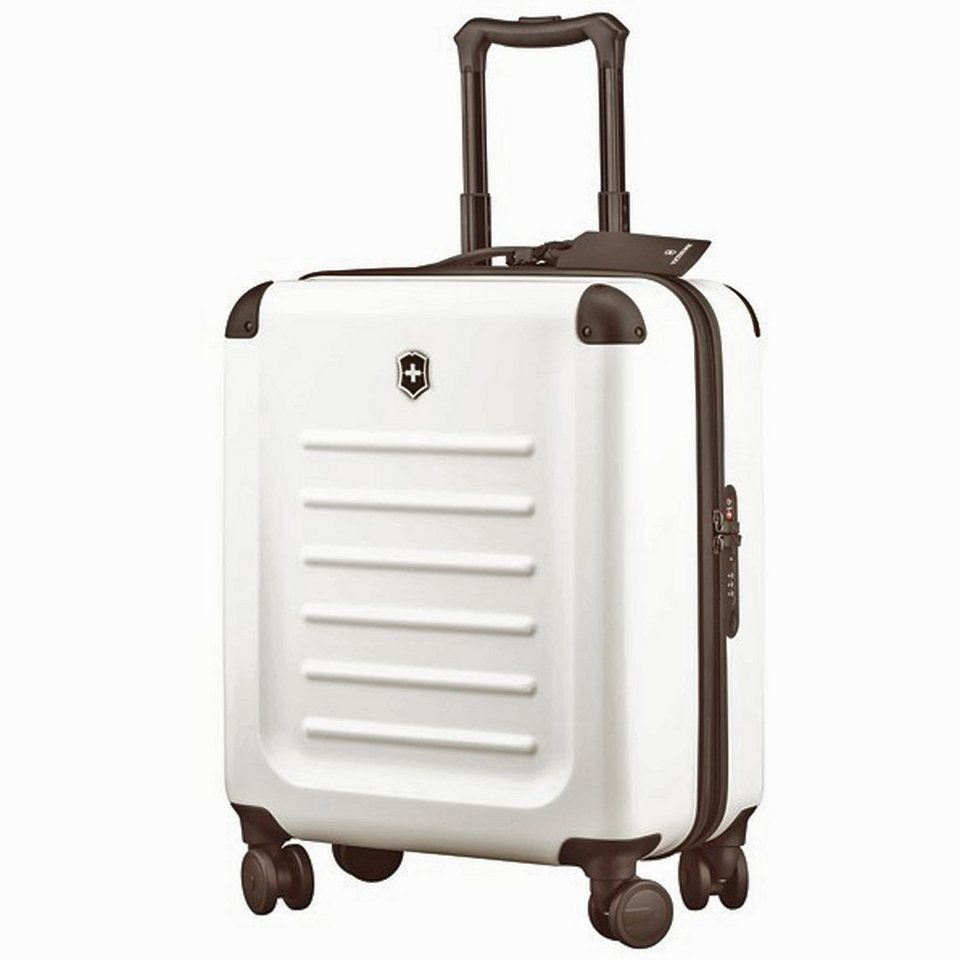 Victorinox Victorinox Spectra 2.0 Extra-Capacity Carry-On 4-Rollen Kabinent in white