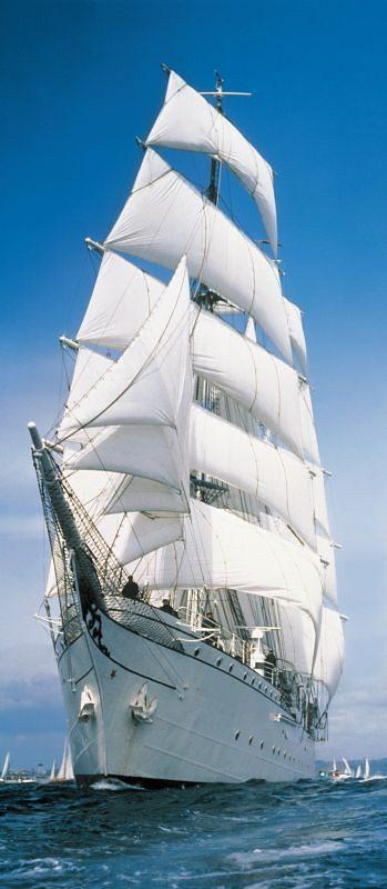 Türposter, Komar, »Sailing Boat«