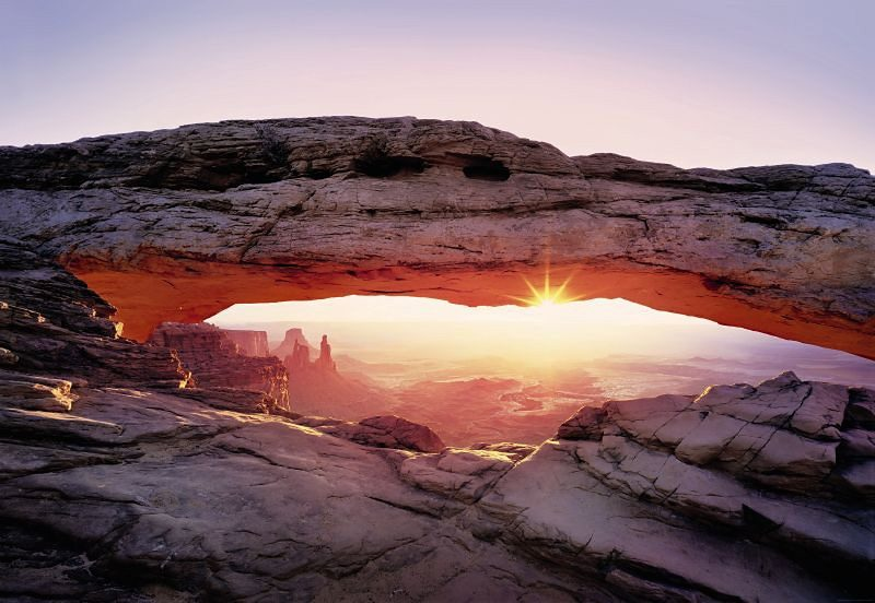 Fototapete, Komar, »Arch Canyon«, 368/254 cm