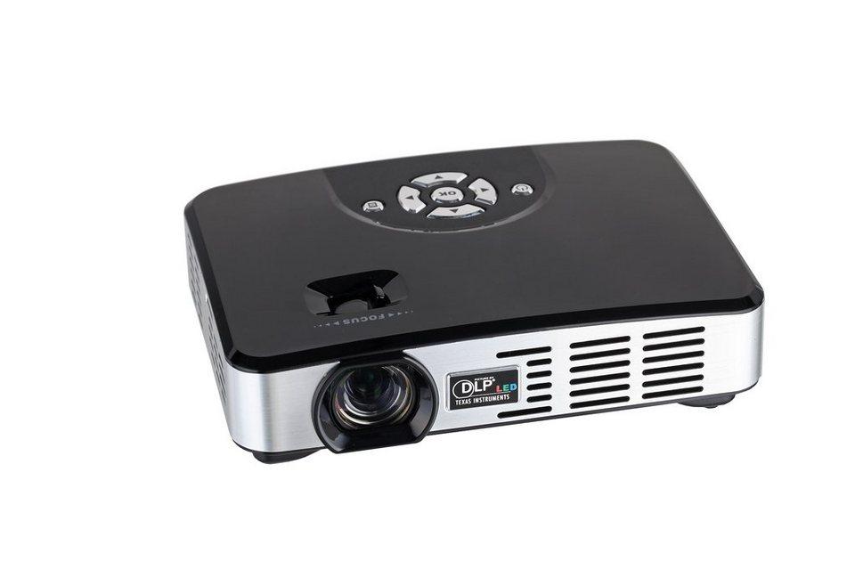 Telefunken Mini LED Projektor »DLP 400«