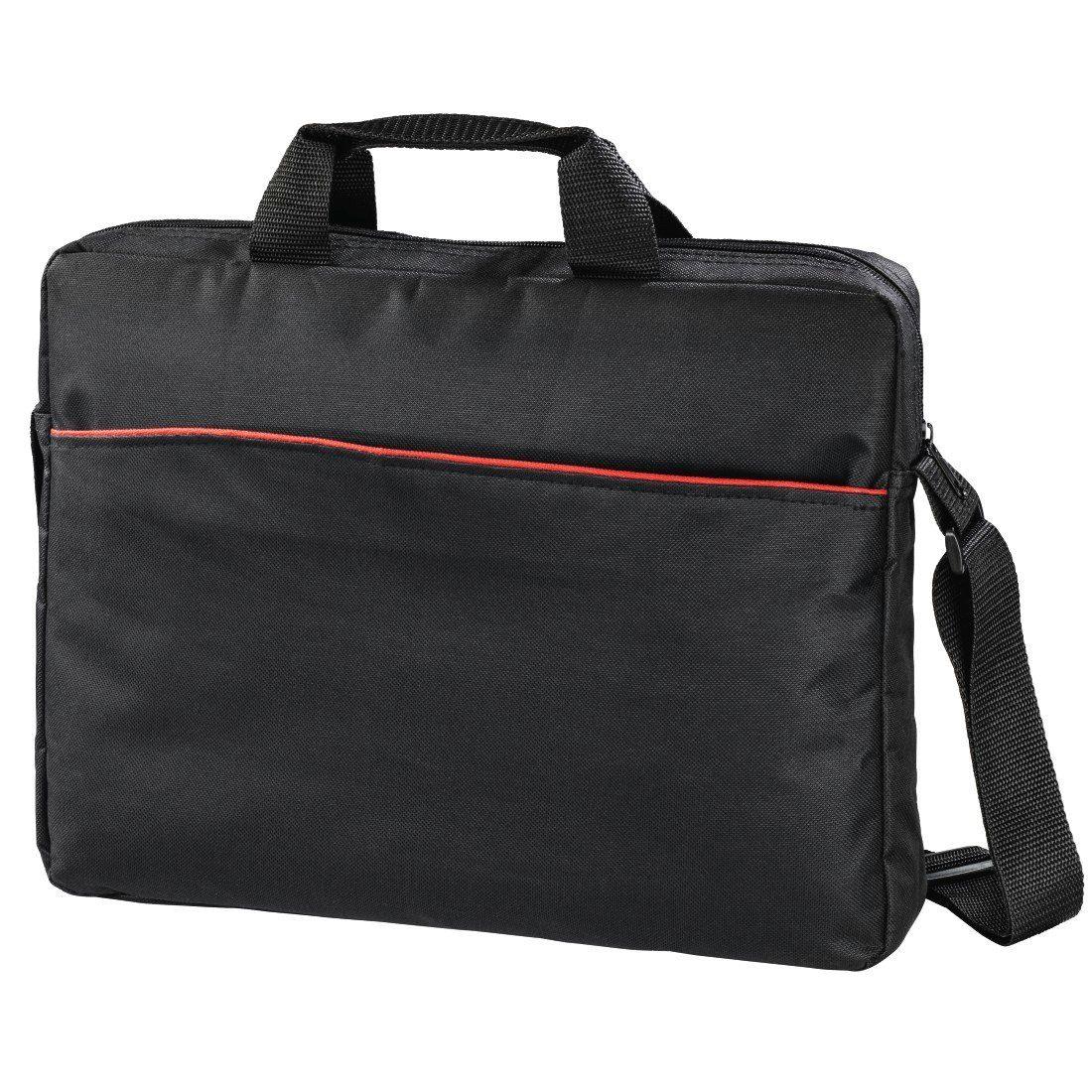 """Hama Laptoptasche bis 40cm (15,6"""") Computertasche/Umhängetasche »Tortuga Public, Basic Bag«"""