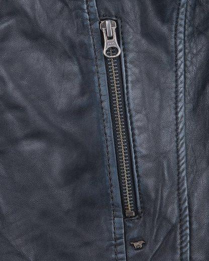 Mustang Lederjacke, Damen Americana