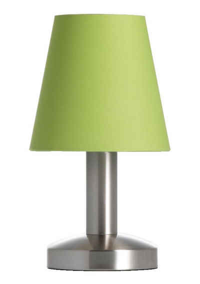 TRIO Leuchten Tischleuchte »Mats«, 4 fach TOUCH, Leuchtmittel tauschbar
