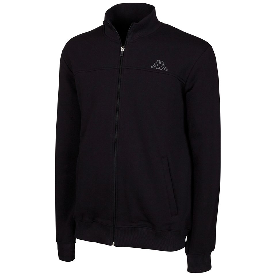 KAPPA Sweatjacke »NEFFAN« in black