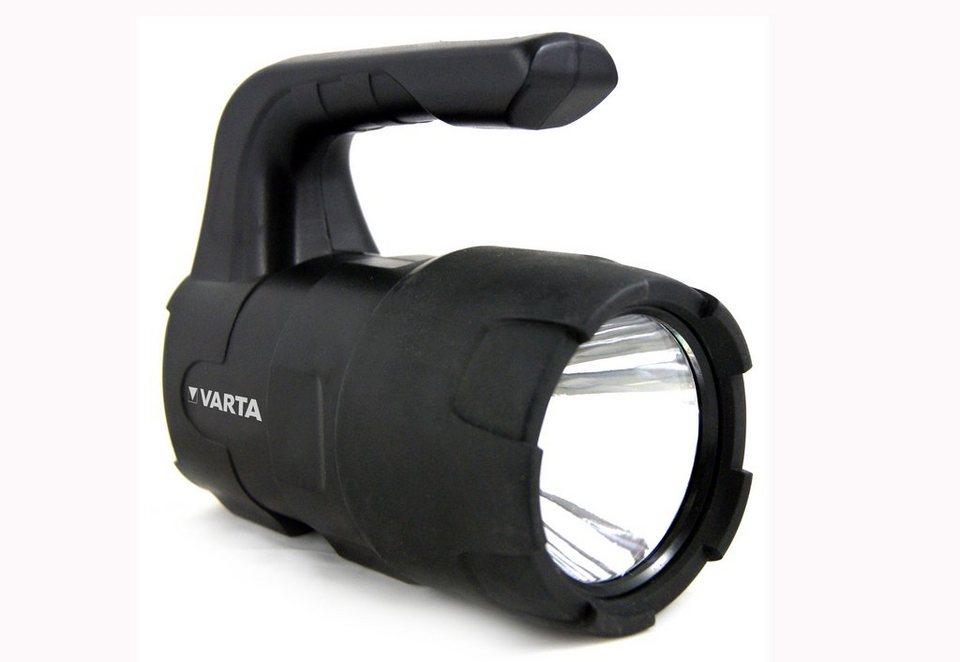 LED-Handlampe, »Beam 3W inkl. Batterien«, Varta