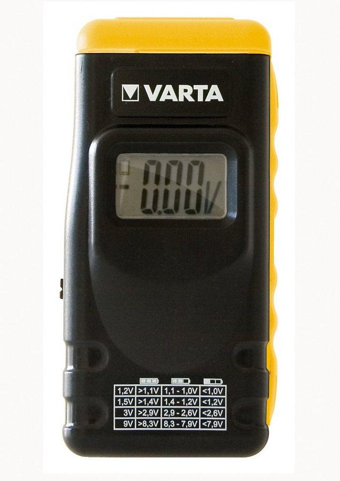 Batterie-Tester, »LCD Digital Battery Tester 891«, Varta