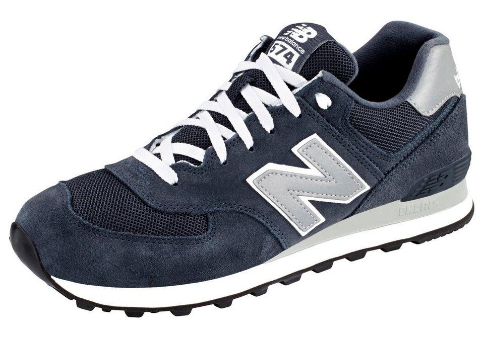 New Balance ML574 M Sneaker in Marine