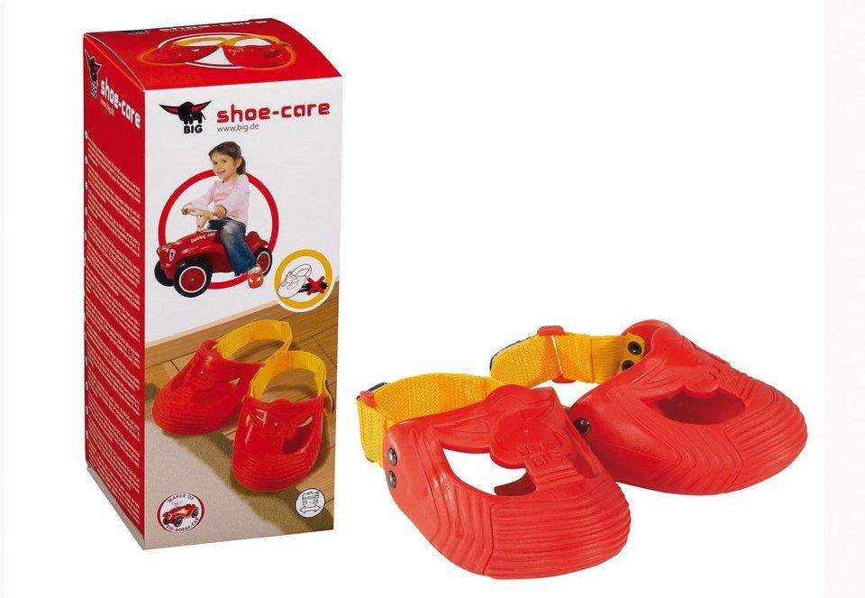 Schuhschoner, BIG, »Big-Shoe-Care« in rot