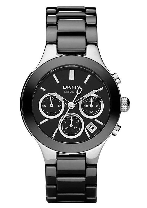 DKNY Chronograph »CHAMBERS, NY4914« in schwarz