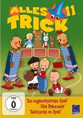 DVD »Alles Trick 11«