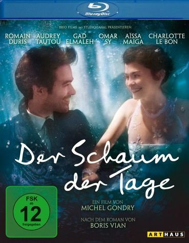Blu-ray »Der Schaum der Tage (Special Edition)«
