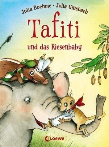 Gebundenes Buch »Tafiti und das Riesenbaby / Tafiti Bd.3«
