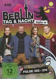 DVD »Berlin - Tag & Nacht - Staffel 19 (Folge...«