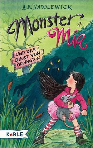Gebundenes Buch »Monster Mia und das Biest von Oddington /...«