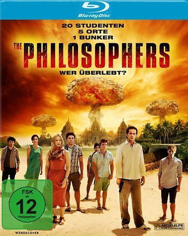 Blu-ray »The Philosophers - Wer überlebt?«