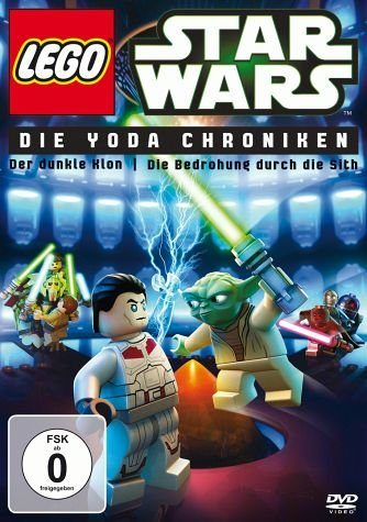 DVD »Lego Star Wars: Die Yoda Chroniken«