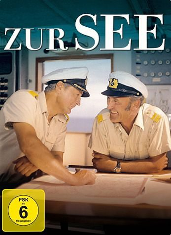 DVD »Zur See (Steelbook)«