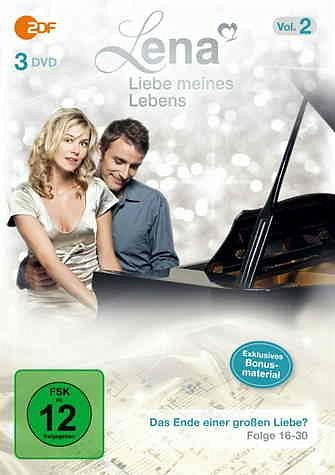 DVD »Lena - Liebe meines Lebens Vol. 2 (Folge...«
