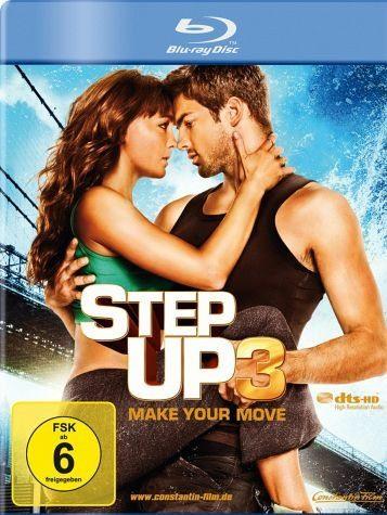 Blu-ray »Step Up 3«