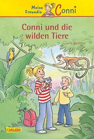 Gebundenes Buch »Conni und die wilden Tiere / Conni Erzählbände...«