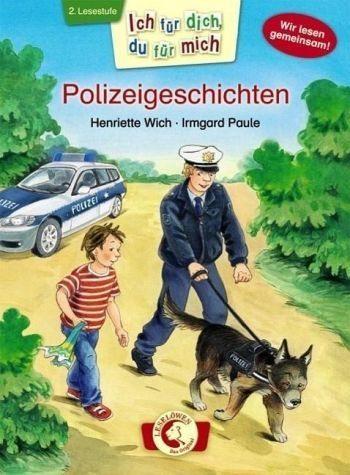 Gebundenes Buch »Ich für dich, du für mich - Polizeigeschichten«
