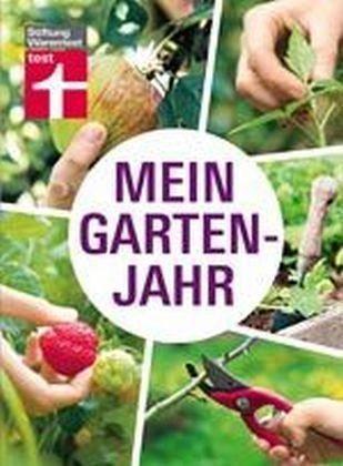 Broschiertes Buch »Mein Gartenjahr«