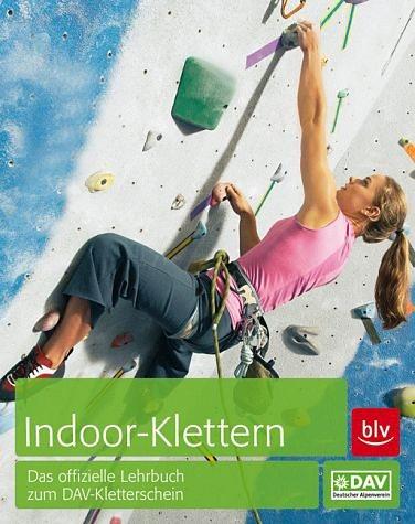 Broschiertes Buch »Indoor-Klettern«
