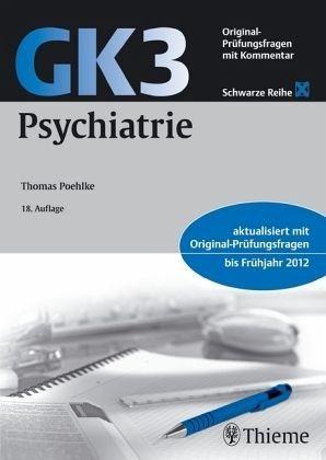 Broschiertes Buch »GK3 Psychiatrie«